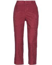 Kubera 108 Trouser - Red