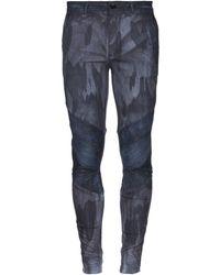 FORCEREPUBLIK Trousers - Blue