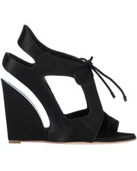 Balenciaga Sandals - Black