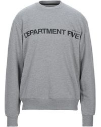 Department 5 Sweat-shirt - Gris