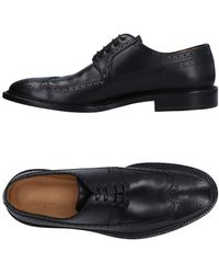 Kiton Lace-up Shoes - Black