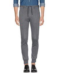 Digel Casual Trousers - Grey