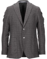 Tombolini Suit Jacket - Brown