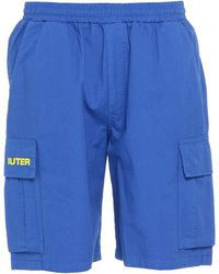 Iuter Shorts & Bermuda Shorts - Blue