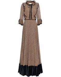 Mikael Aghal Long Dress - Multicolour