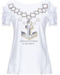 Relish T-shirt - White