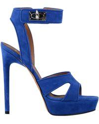 Givenchy Sandalias - Azul