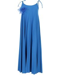 Relish 3/4 Length Dress - Blue