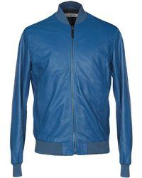Bikkembergs Jacke - Blau