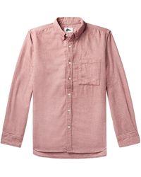 Pilgrim Surf + Supply Camisa - Rosa