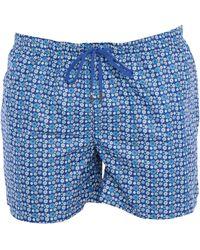 Fefe Bañadore tipo bóxer - Azul