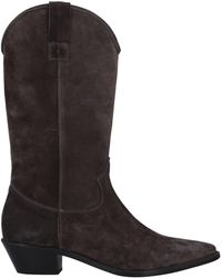 Lemarè Ankle Boots - Brown
