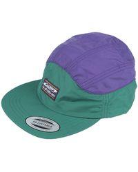 Quiksilver Hat - Purple