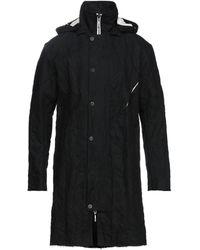 Masnada Overcoat - Black