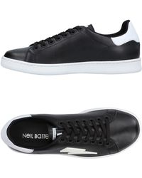 Neil Barrett Sneakers & Tennis basses - Noir