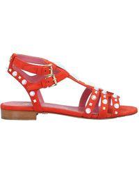 Blumarine Sandals - Orange