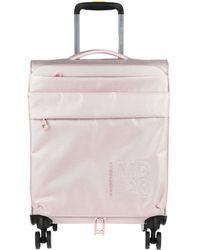Mandarina Duck Wheeled luggage - Pink