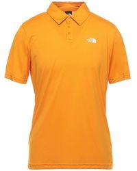 The North Face Polo Shirt - Orange
