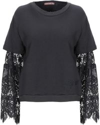 DV ROMA Sweatshirt - Black