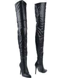 Steve Madden Boots - Black