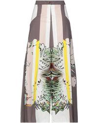 Manila Grace Long Skirt - Multicolour