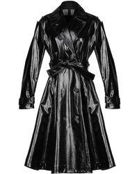 CALVIN KLEIN 205W39NYC Pardessus - Noir