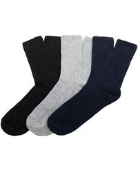 8 by YOOX Socks & Hosiery - Gray