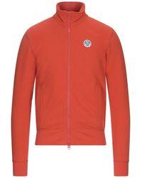 North Sails Sweatshirt - Orange