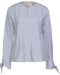 ODEEH Camicia - Blu