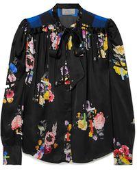 Preen By Thornton Bregazzi Shirt - Black