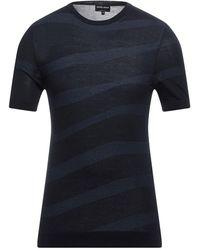 Giorgio Armani Sweater - Blue