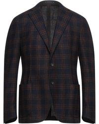 Bagnoli Sartoria Napoli Suit Jacket - Blue
