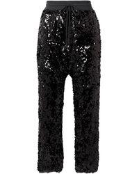 R13 Trouser - Black