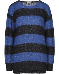 Miu Miu Pullover - Bleu