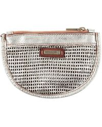 Caterina Lucchi Pouch - Metallic