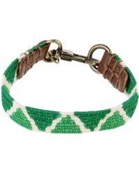 Caputo & Co. Bracelet - Green