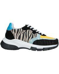 be Blumarine Sneakers - Negro