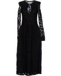 ..,merci Midi Dress - Black
