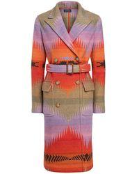 Polo Ralph Lauren Coat - Orange
