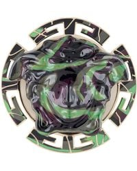 Versace - Brooches - Lyst
