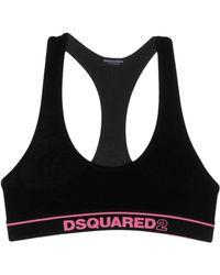 DSquared² Sujetador - Negro