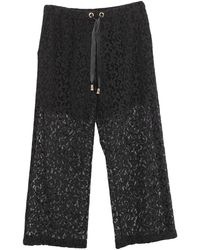 MARTA STUDIO Trousers - Black