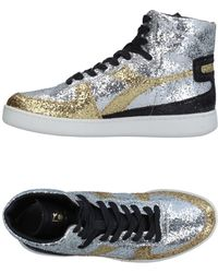 Diadora High-tops & Sneakers - Metallic