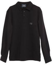 Class Roberto Cavalli Polo Shirt - Black