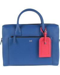 Class Roberto Cavalli Work Bags - Blue