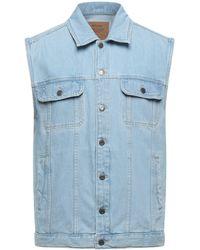 American Vintage Denim Outerwear - Blue