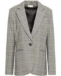 MILLY Suit Jacket - Grey