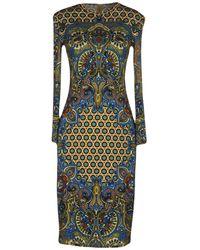 Givenchy Midi Dress - Blue