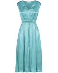 Jucca 3/4 Length Dress - Blue