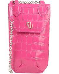 Maje Cross-body Bag - Pink
